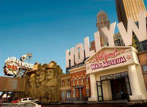 10 Достопримечательностей голливудского бульвара