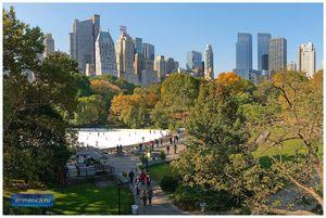 10 Самых интересных и красивых мест в центральном парке нью-йорка