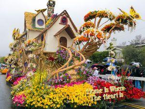 15 Самых интересных и ярких цветочных фестивалей и парадов мира