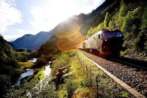 15 Самых живописных железнодорожных маршрутов во всем мире