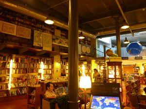 30 Самых красивых книжных магазинов во всем мире