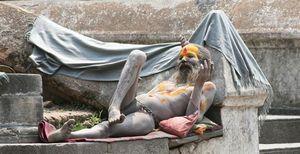 Агхори: святые каннибалы