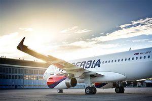 Air serbia запускает прямые рейсы из белграда в санкт-петербург
