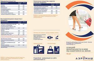 Авиаперелеты без проблем: правила перевоза ручной клади