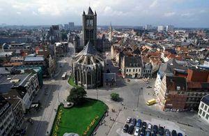 Бельгийский город гент – история, достопримечательности, места для отдыха