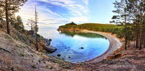Бухта песчаная, цены и отдых на озере байкал