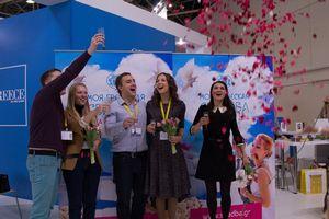 Церемония награждения победителей мега конкурса «моя греческая свадьба» 2014