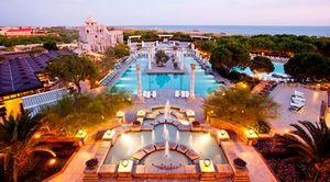 Coral travel открыл «детский мир» в турецком отеле