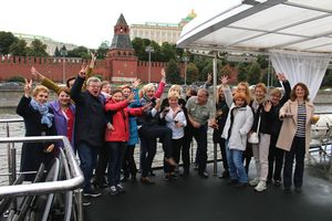 Coral travel показал российским отельерам турецкое гостеприимство