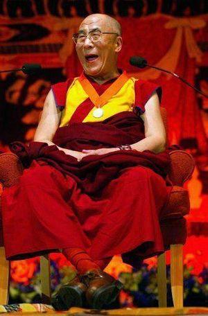 Далай-лама может посетить тайвань и даже провинцию шаньси в китае