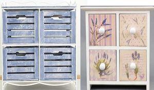 Декупаж мебели в стиле прованс: особенности