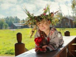 День русской деревни, или на родине русских героев