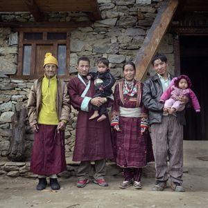 Древняя традиция многомужества в тибете
