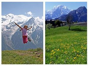 Едем в горы летом! сезон 2014 валле д'аоста.долина шамони монблан
