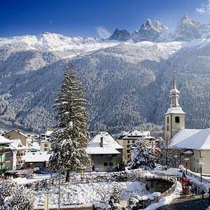 Французские горнолыжные курорты