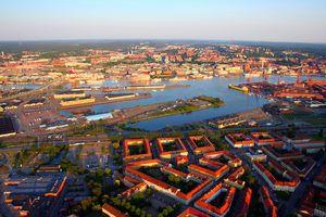 Гётеборг – фестиваль раков, вселенский праздник клешневидных!