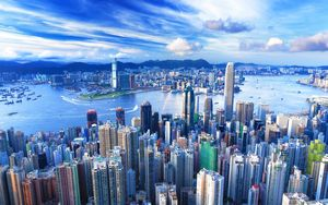 Гонконг входит в десятку лучших туристических городов мира