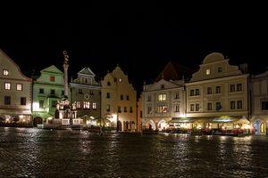 Город чески-крумлов или средневековая сказка