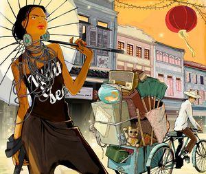 Гуанчжоу: путь от ненависти до любви, что лежал через желудок