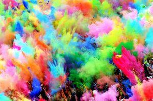 Холи — праздник красок