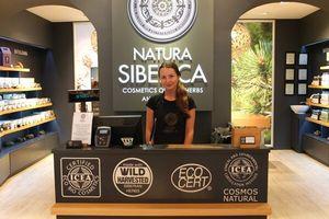 Экоместа: магазин натуральной косметики natura siberica