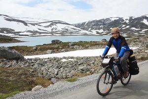 Экопутешествие: по норвегии на велосипеде