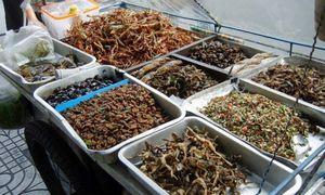 Экзотическая кухня, что попробовать в азии