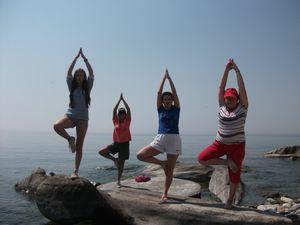 Йога-тур или как совмещать приятное с полезным