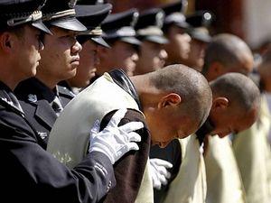 Как в китае казнят чиновников