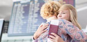 Как вывезти ребёнка за границу