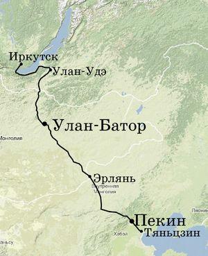 Китай хочет протянуть водопровод из байкала