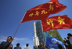 Китай обходит россию уже и в космосе