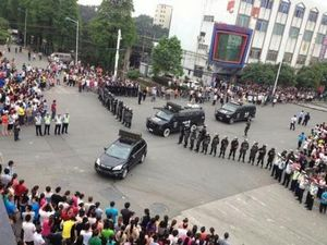 Китай охвачен рабочими забастовками