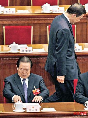 Китай: политический мацзян на пороге революции
