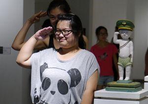 Китай в ираке — третий радующийся