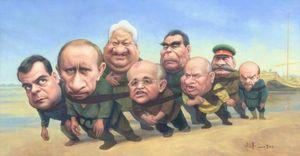 Китайцы о русских: величие русской нации на 30% состоит из воровства и на 70% — из бандитизма
