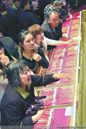 Китайцы вовсю скупают золото. почему именно сейчас?