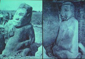 Китайские статуи эпохи хань