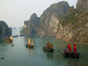 Круиз по северному вьетнаму