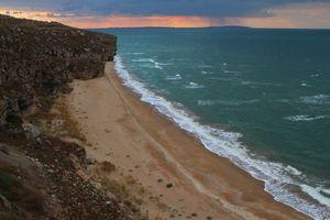 Крымский берег в общих чертах