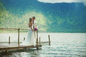 Куда поехать в свадебное путешествие, где провести медовый месяц.
