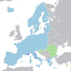 Лихтенштейн вошел в шенгенскую зону