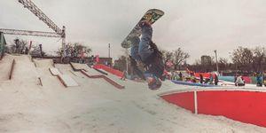 Лучшие места для сноубординга