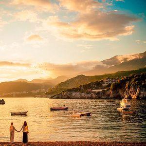 Лучшие пляжи черногории, отели с песчаным пляжем у моря