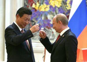 Лужков: желтый дракон загребает жар распри европы и россии
