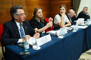 Международный бизнес-форум «israel – all exclusive» впервые объединил представителей 5 регионов страны