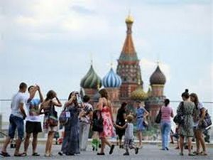 Москва начинает борьбу за туриста
