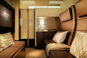 На самолетах etihad airways появились резиденции с дворецкими