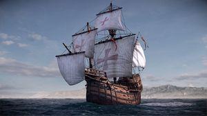 Найден корабль христофора колумба