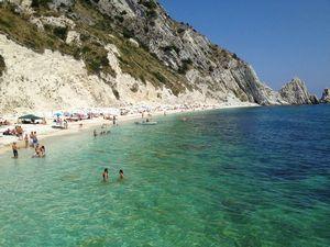 Названы самые чистые побережья италии